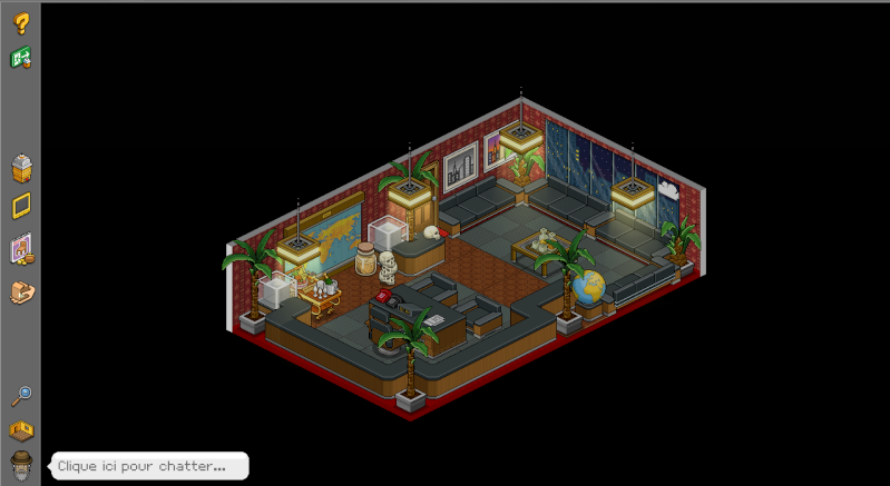 L empire immobilier de l oncle tymothy - Habbo cree ton avatar decore ton appart ...
