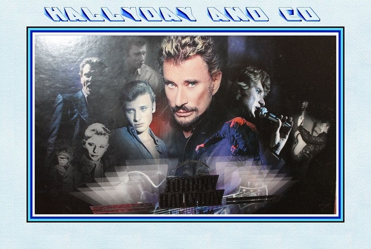 HALLYDAY AND CO forum sur Johnny