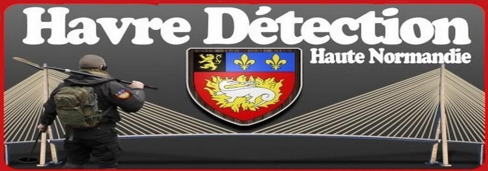 Havre Détection Haute Normandie 76