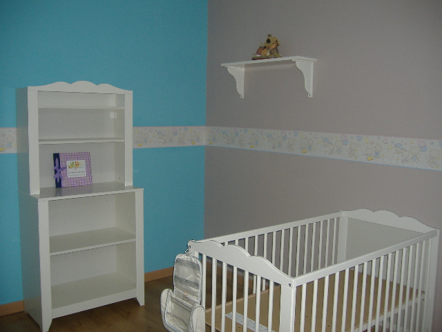 Futur chambre b b gar on page 2 for Belle chambre bebe garcon 2