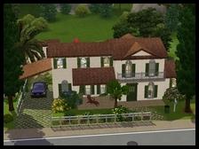 Forum de simsagora communaut sims 1 2 amp 3 voir le sujet - Comment avoir une belle maison ...