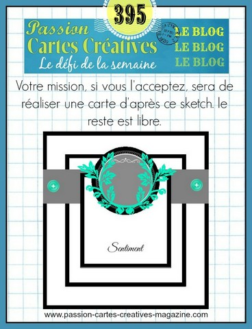 Passion Cartes Créatives #395