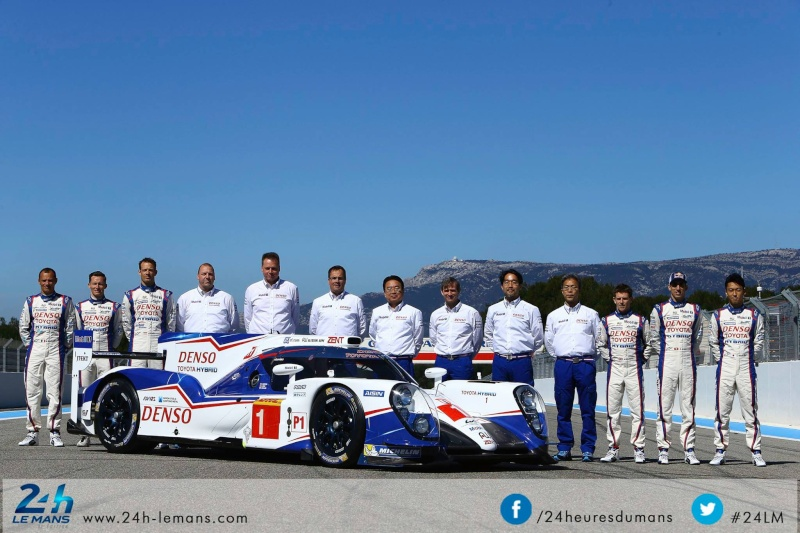 Le Mans, à regarder en switchan sur le forum A+ - Actualité auto - FORUM Auto Journal