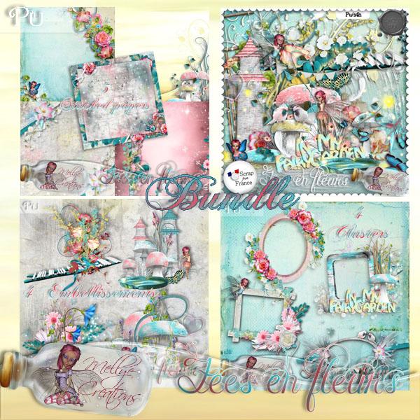 Bundle fées en fleurs de Mellye Creations dans Avril mc_fee12