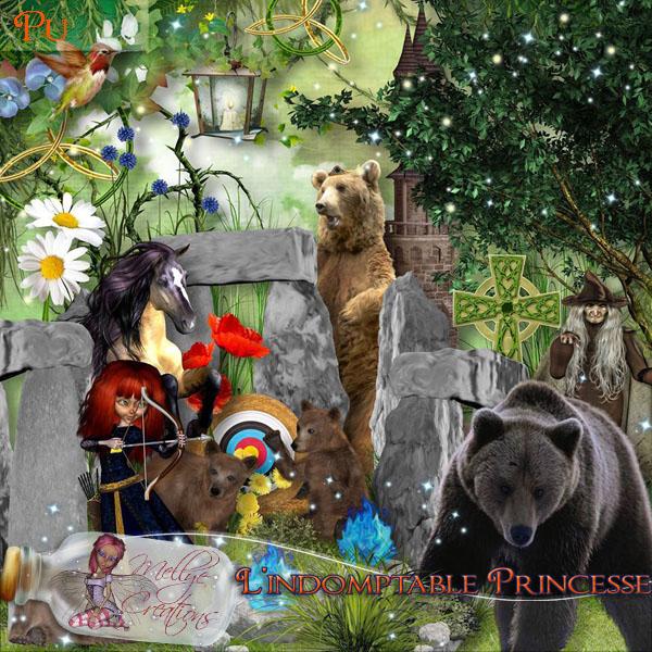 L'indomptable princesse de Mellye Créations dans Mai mc_lin10