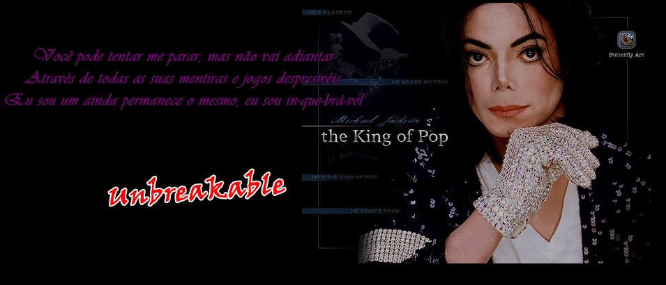 Michael Jackson: Unbreakable