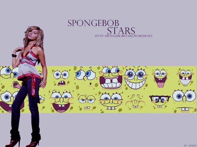 spongebob stars