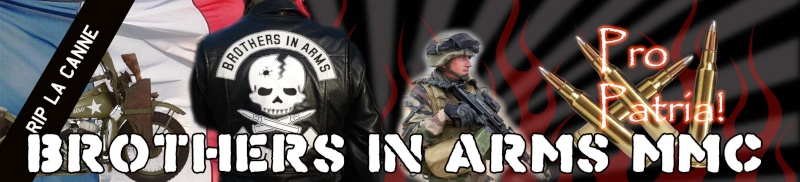BROTHERS IN ARMS M.M.C.  ®