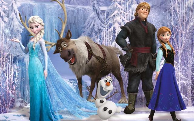 La reine des neiges une version de plus - Personnages reine des neiges ...
