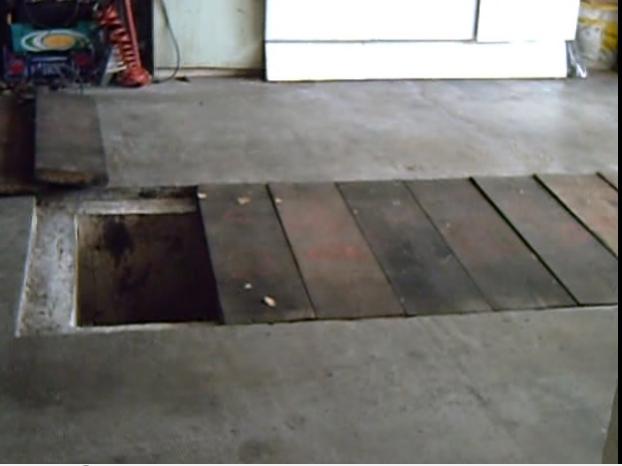 Peugeot 307 voir le sujet creuser une fosse dans son for Ouvrir un commerce dans son garage