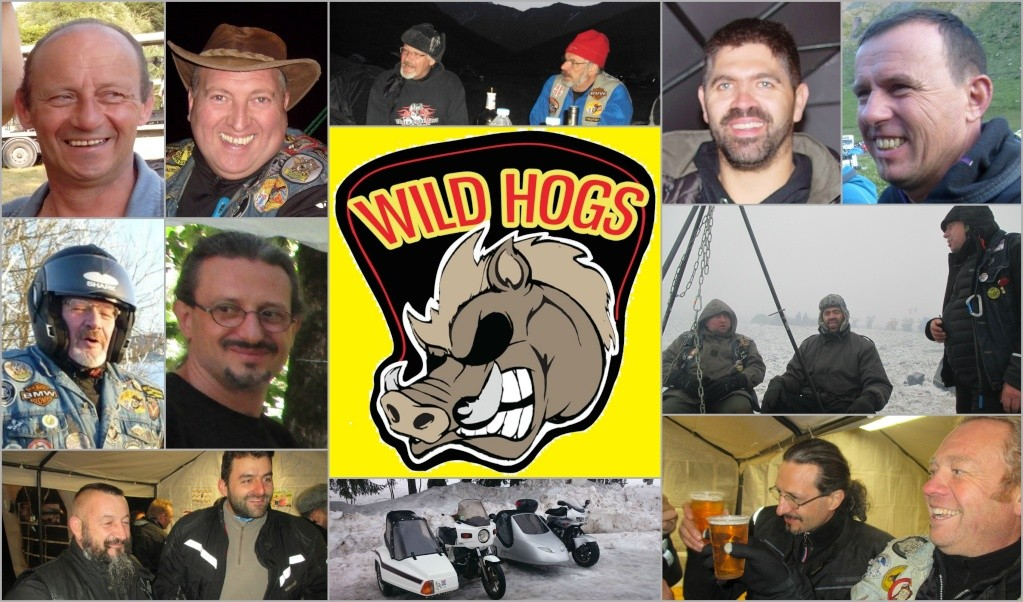 Wild Hogs France Concentres