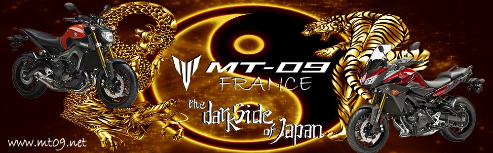 Forum Yamaha MT-09 et MT-09 Tracer France