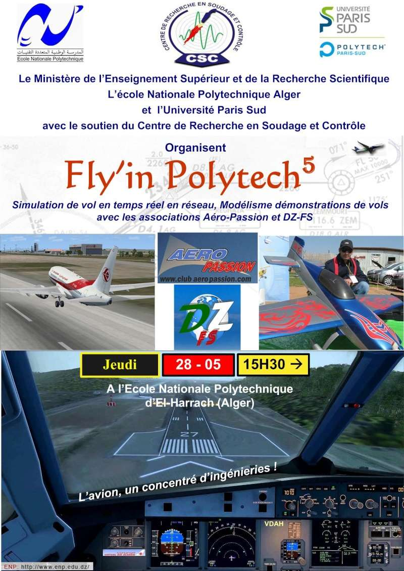 Fly'in poltech 5