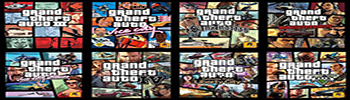 DESCARGAR SAGA GRAND THEFT AUTO COMPLETA ""