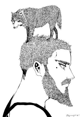 tournante cul barbu bouffeur de cul