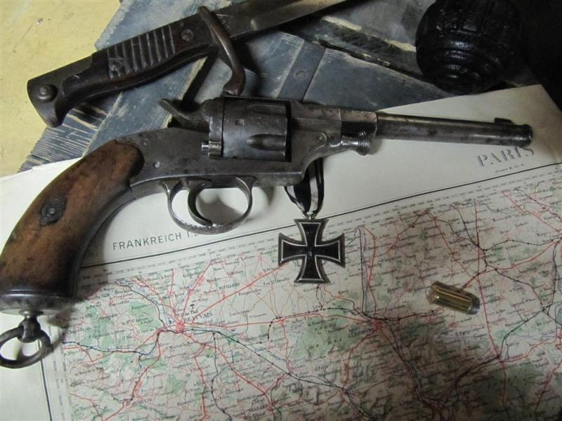 revolver chamelot delvigne 1874 prix de tir