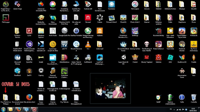 icone bureau windows 7 module 2 le syst me d 39 exploitation windows 8 le bureau next inpact. Black Bedroom Furniture Sets. Home Design Ideas