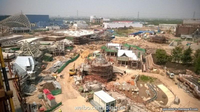Re: [SDR] Shangha� Disney Resort bouw