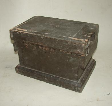 m boite piles anglais de 1918 vendu metz 03 05 15. Black Bedroom Furniture Sets. Home Design Ideas