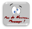 Pas de nouveaux messages