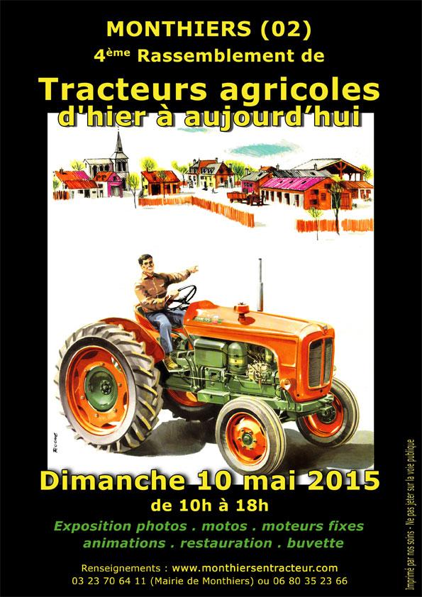monthiers en tracteur   le retour