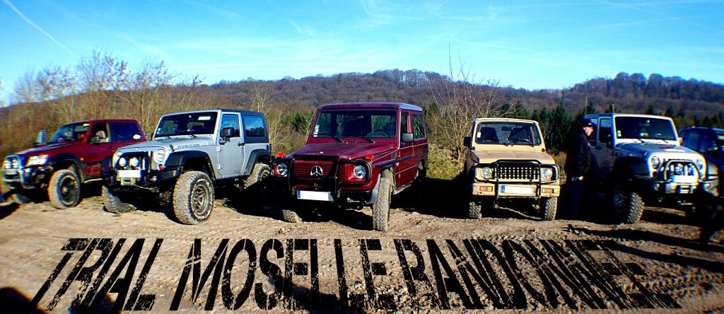 Club 4x4 Trial Moselle Randonnée