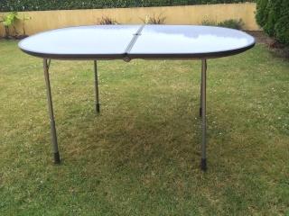 table hawa carbon 128 x 90 cm lafuma. Black Bedroom Furniture Sets. Home Design Ideas