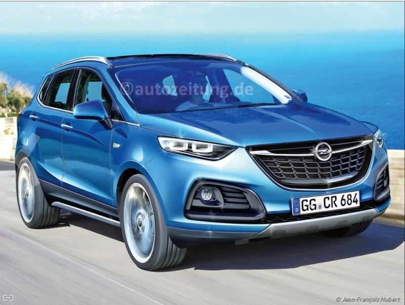 2017 - [Opel] Grandland X [P1UO] - Page 4
