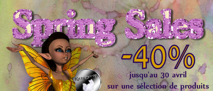 spring sales - kittyscrap  dans Avril bannie11