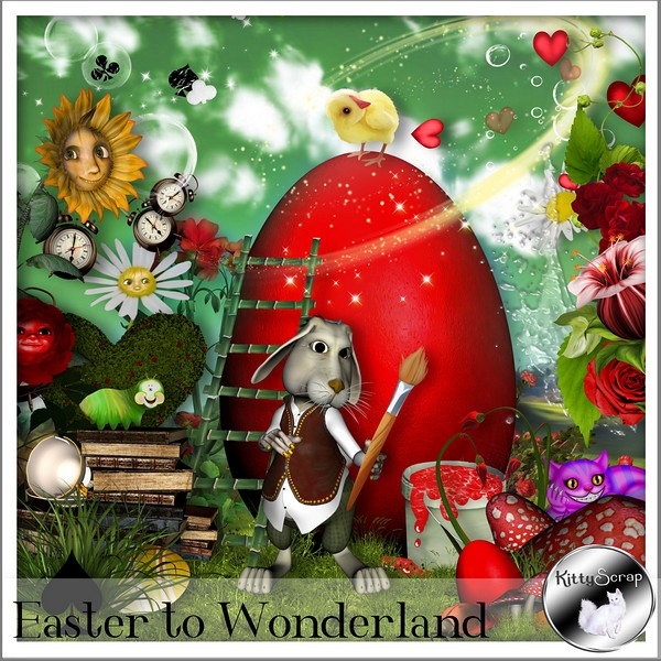 Easter to Wonderland de Kittyscrap dans Mars kittys15