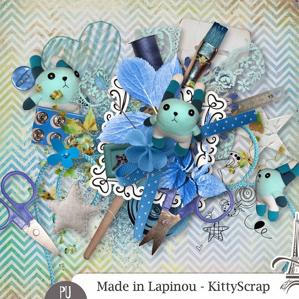 Made in Lapinou de Kittyscrap dans juin previe57