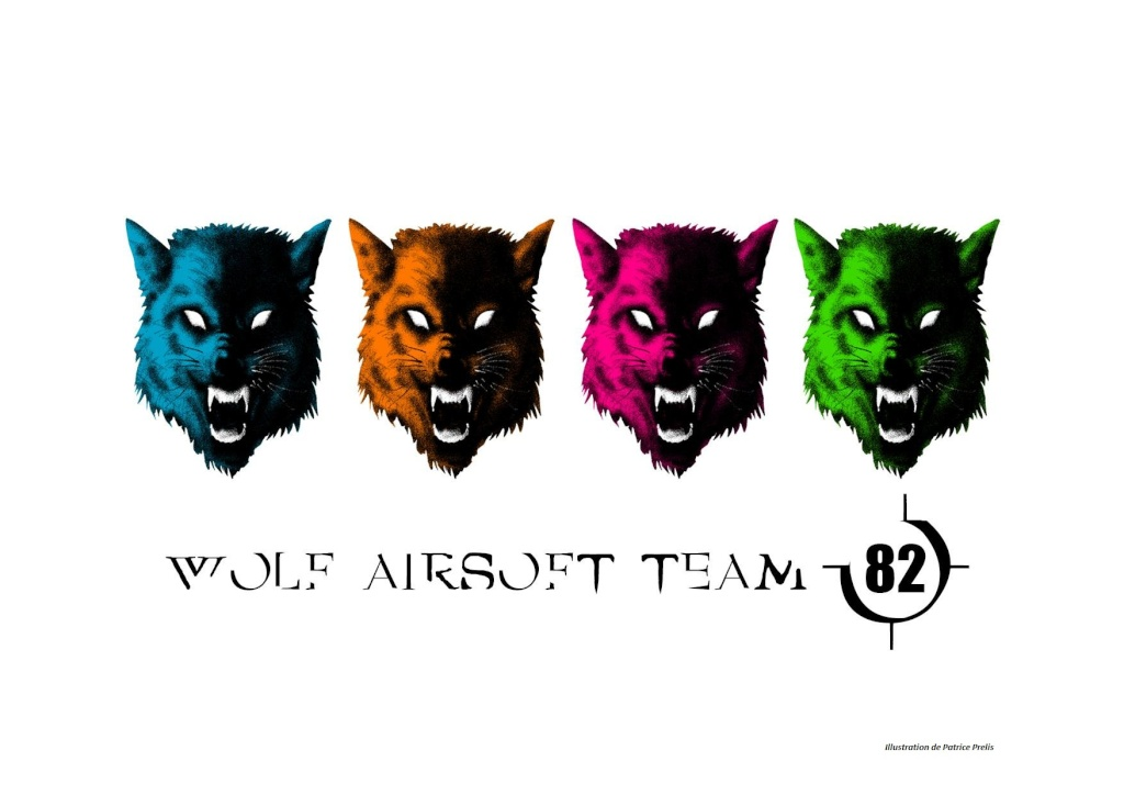 Wolf Airsoft Team 82