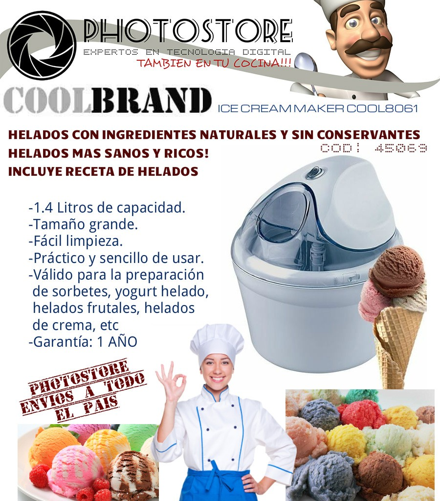 Ice cool helados