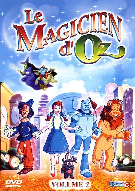 Pj voir le sujet le magicien d 39 oz - Magicien dessin ...