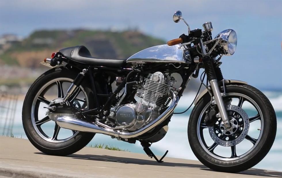 Yamaha SR400 | FZ-07 Forum