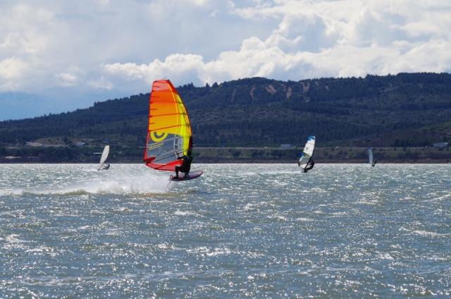 Windsurf Languedoc Roussillon