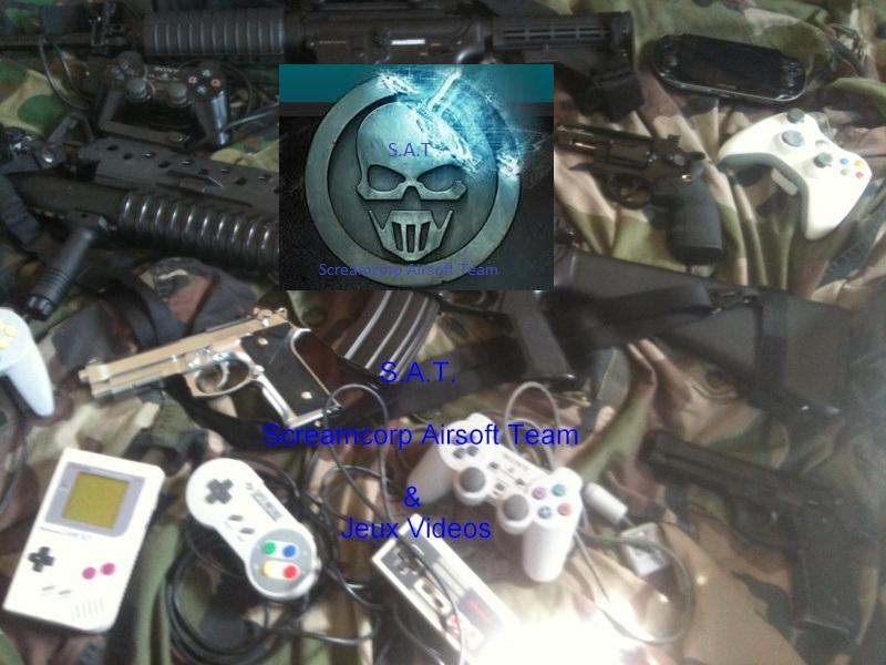 Le forum de la S.A.T. et des Jeux Videos