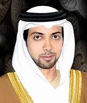 الصفحة الرسميه لسمو الشيخ منصور بن زايد آل نهيان