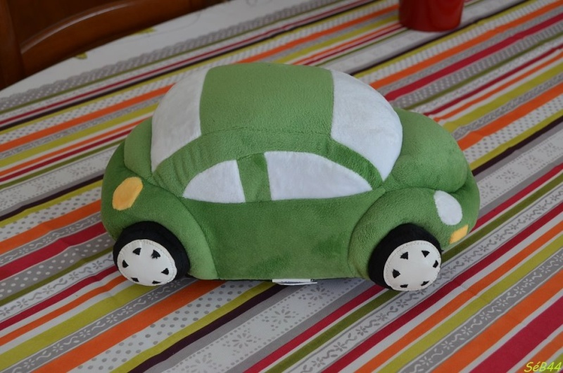 ma peluche new beetle verte forum new beetle coccinelle. Black Bedroom Furniture Sets. Home Design Ideas