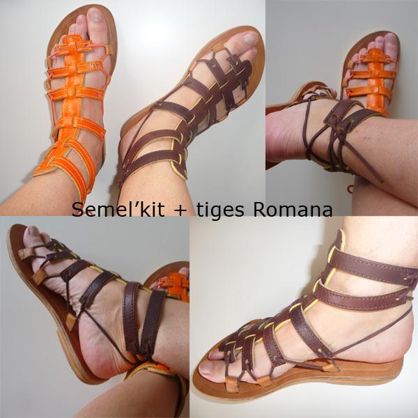 modèle Romana