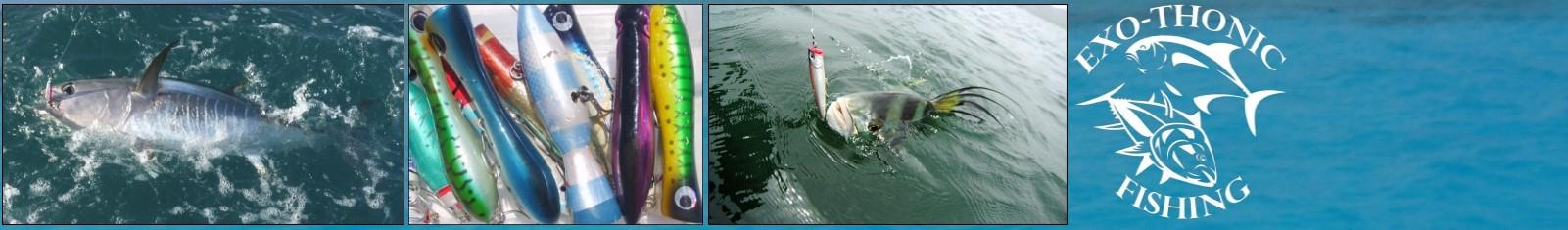 EXO-THONIC FISHING