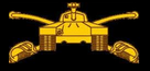 "NiN Gaming Armed Forces Armoured Corps Patch (Awarded to NiN WOT ""Ninjas Elite Clan Division of World of Tanks"" Members' Only)"