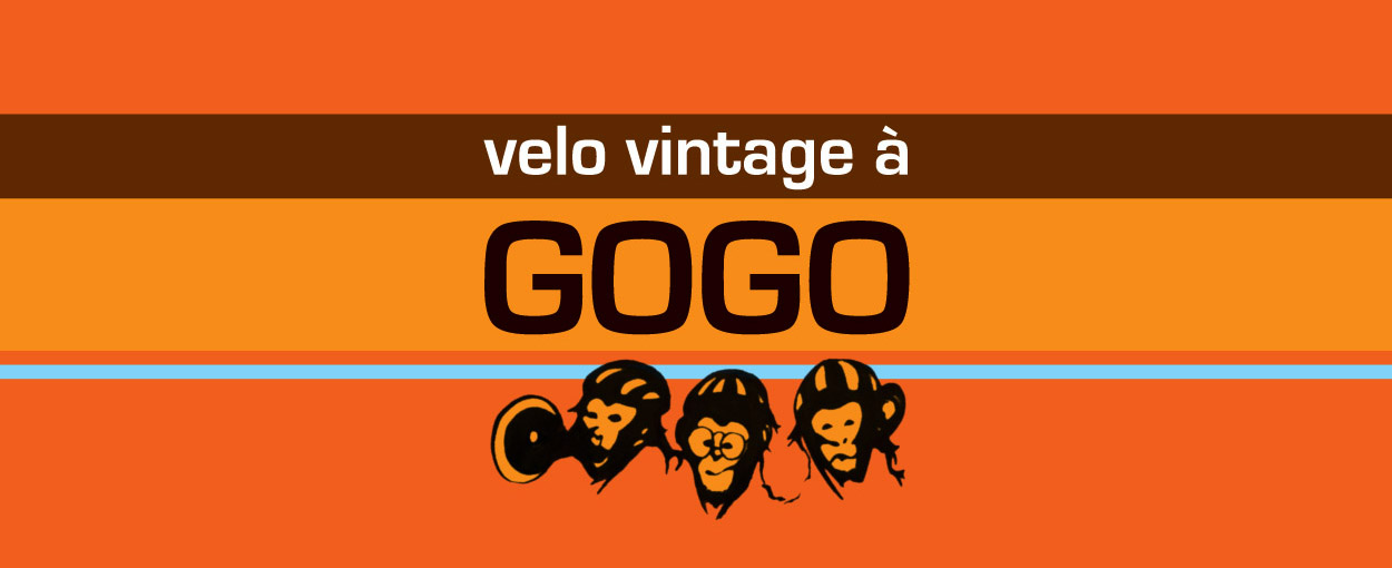Vélo Vintage @ Gogo