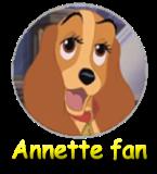 Annette fan