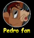 Pedro fan