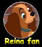 Reina fan