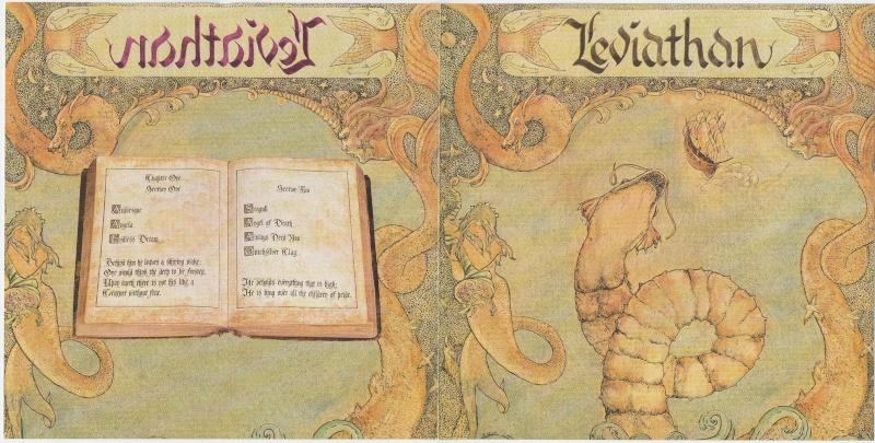 Resultado de imagen de Leviathan 1974 rock band