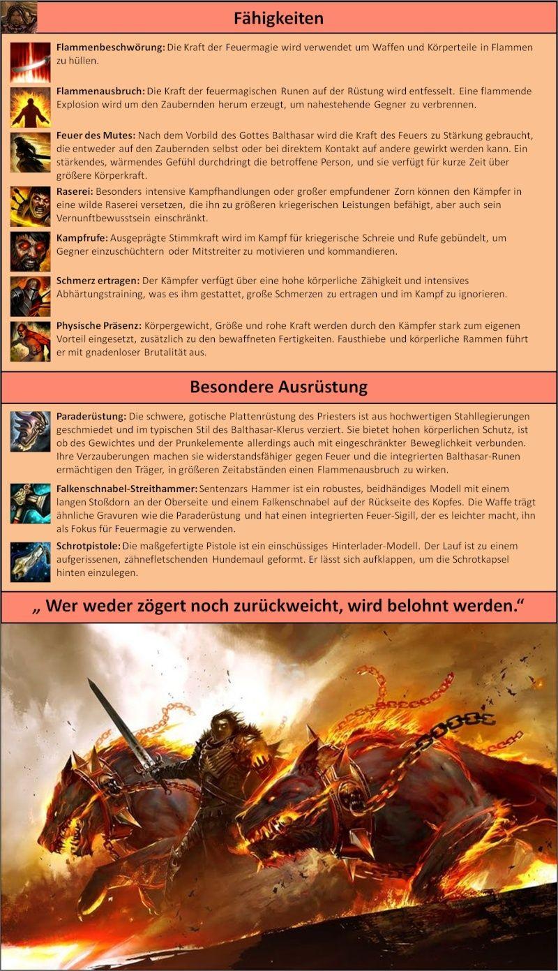 Sentenzar Dronon - Menschen - Guild Wars 2 - Rollenspielcommunity