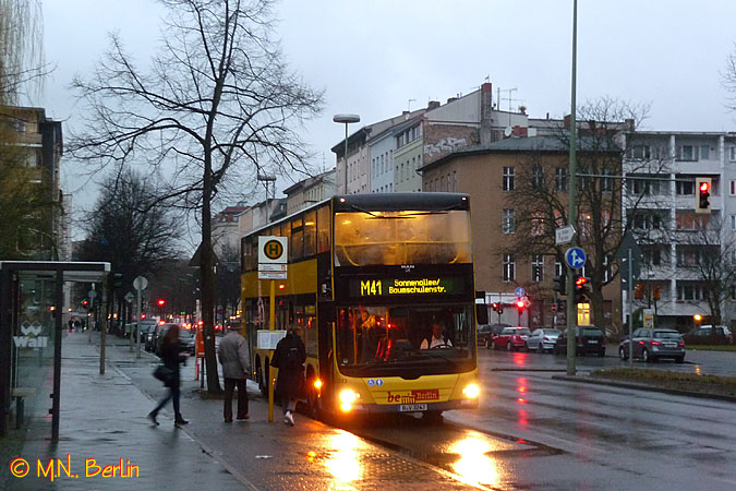 香港巴士論壇 • [Berlin, Germany] 柏林巴士 Berlin buses (with many  -> Vintage Möbel Urbanstr