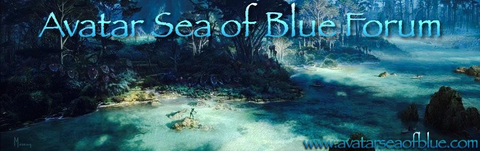 Avatar Sea of Blue Forum, based on James Cameron's Avatar